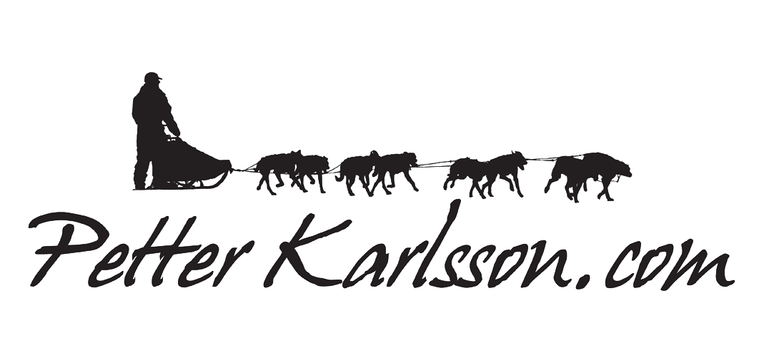 PETTER KARLSSON SLEDDOGS