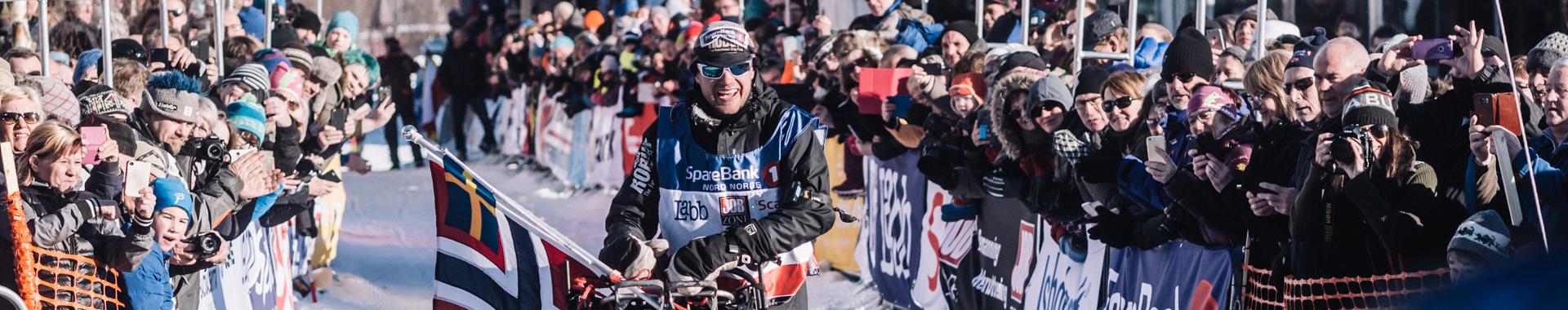 Petterkarlsson - Husky dog sledding tours